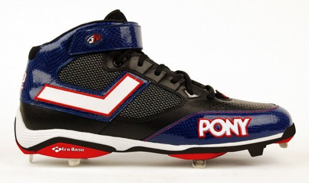 Pony Triple Crown Mid '09 Metal - Josh Hamilton PE