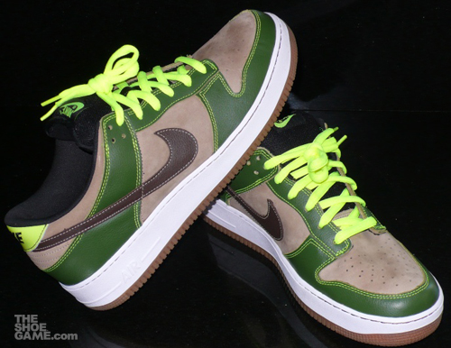 Nike Air Force 1 x Jedi Nike SB Dunk