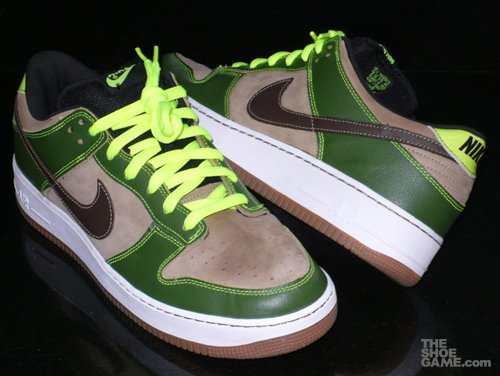 Nike Air Force 1 x Jedi Nike SB Dunk 2