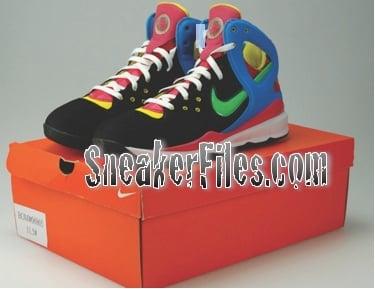 kanye west nike sample huarache shoes