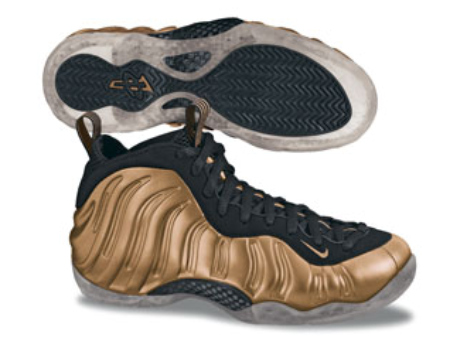 Nike Air Foamposite One - Dirty Copper