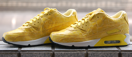nike air max 90 yellow