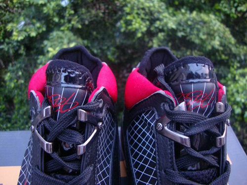 Nike Air Max LeBron 7 - Black / Red