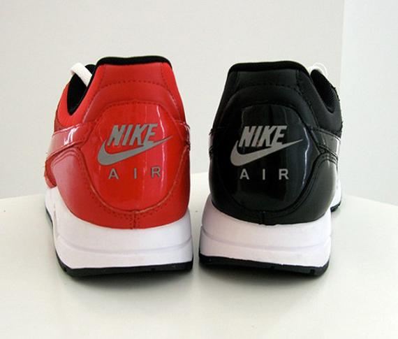 Nike Air Max Zenith - Red, Black