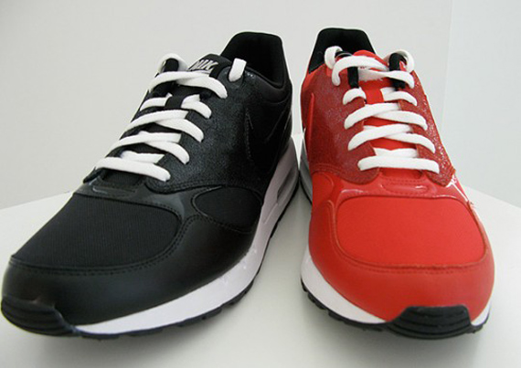 Nike Air Max Zenith - Red, Black