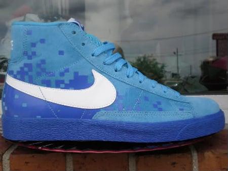 """Nike Blazer Mid - Bo Jackson """"Tecmo Bo"""""""