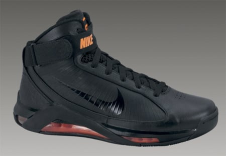 51ccc5e7e Nike Hypermax Team Bank More Colorways Sneakerfiles. Nike Hypermax Black  Total Orange Varsity Purple
