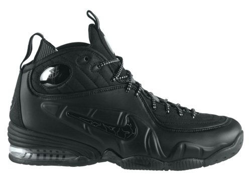 Nike Penny 1/2 Cent Black/Metallic Silver Pre Order