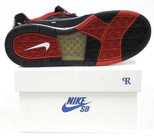 Nike SB P-Rod III Black/Red 2