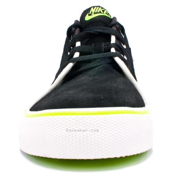 Nike Air Zoom Toki Mid Sample - Black / Lime Green
