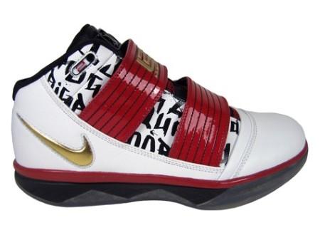 Nike LeBron Soldier III (3) - Graffiti