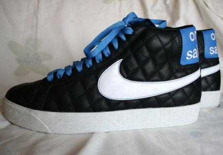 Nike SB Blazer Omar Salazar Sample