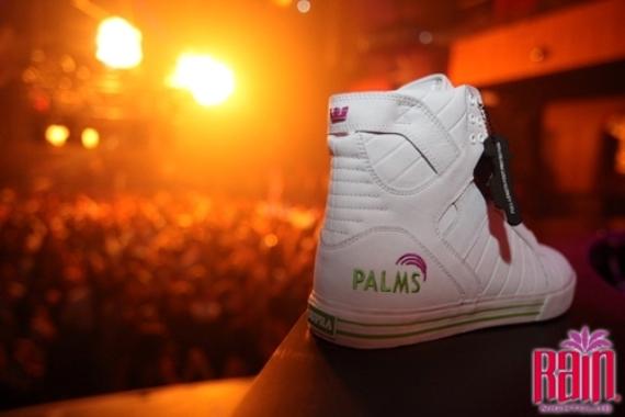Palms Hotel x Supra Skytop Exclusive