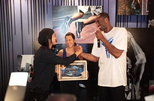 "Nike Dunk High x Kobe Bryant x SBTG ""Varsity Bones"" 10"