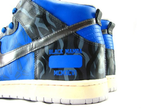 "Nike Dunk High x Kobe Bryant x SBTG ""Varsity Bones"" 4"