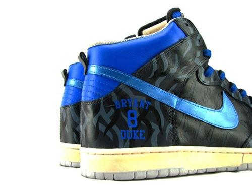 "Nike Dunk High x Kobe Bryant x SBTG ""Varsity Bones"" 6"
