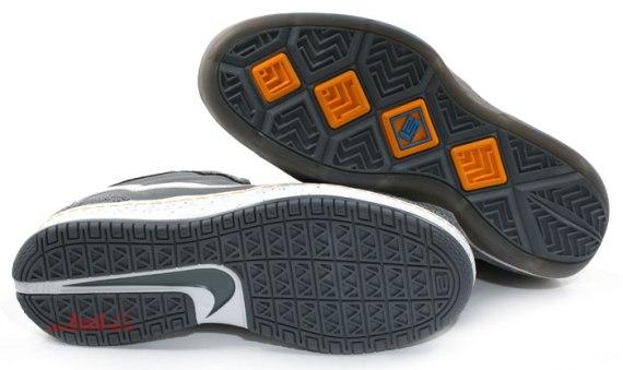 Nike LeBron VI (6) & Soldier III (3) - Cool Grey Safari