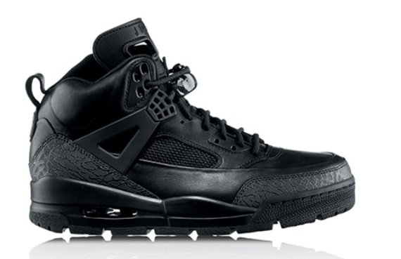 Jordan Spizike Boot – Holiday '09 Preview
