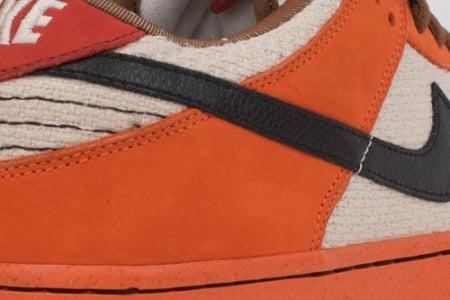 Nike SB Dunk Low Orange - Un-Hemp