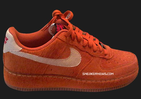 Nike Air Force One 2009 Halloween Edition
