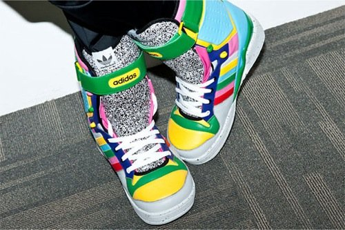 adidas Originals by Originals Jeremy Scott Snowboots
