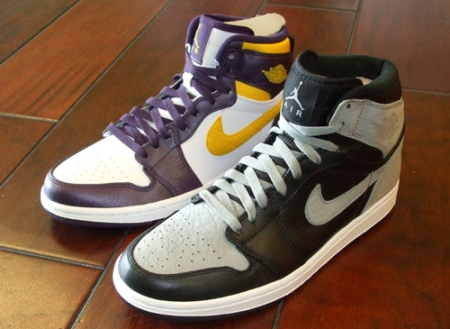 Air Jordan 1 (I) Hi – September 2009 Releases