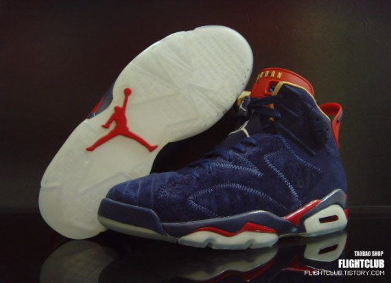 Air Jordan 6 (VI) Doernbecher Freestyle - New Images