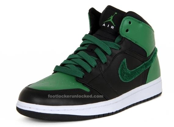 Air Jordan I (1) Retro Phat Premier – Boston Celtics