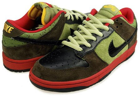 Nike SB Dunk Low Premium 'Asparagus' - Available