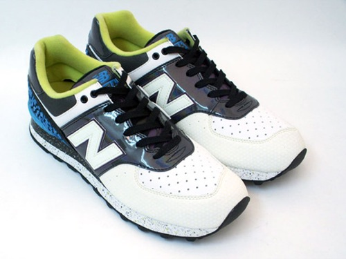 "New Balance 576 x atmos ""Face Off 2 Turbo"" 2"