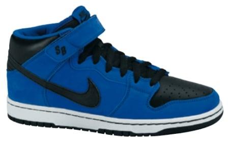 Nike SB Dunk Mid SB Royal Blue/Black