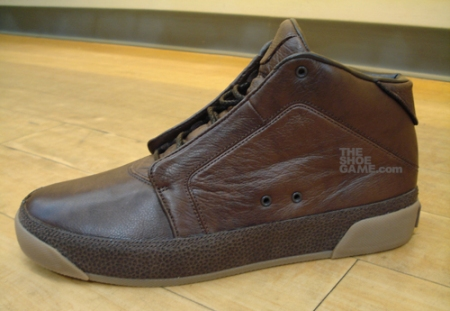 Jordan Campus Chukka Brown