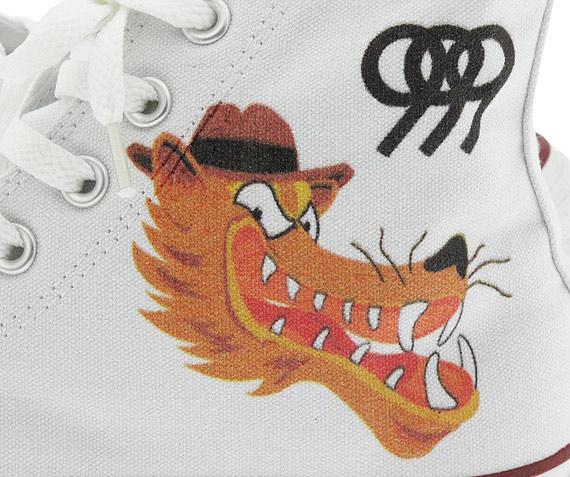 Peanut Butter Wolf x Converse Chuck Taylor - 999