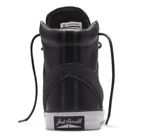 Converse Jack Purcell Racearound - Black
