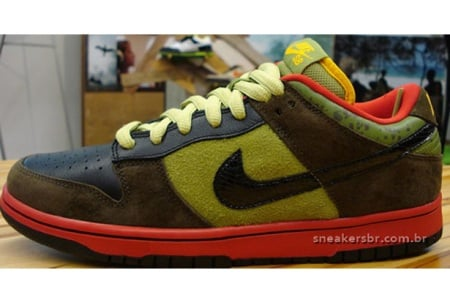 Nike SB Dunk Low - Fall 2009