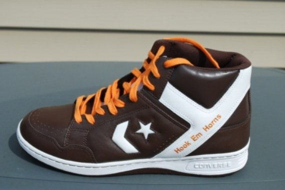 Hook Em Horns: Converse Weapon iD