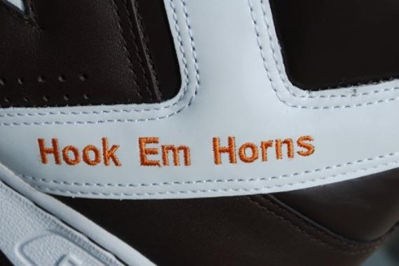 Hook Em Horns: Converse Weapon iD