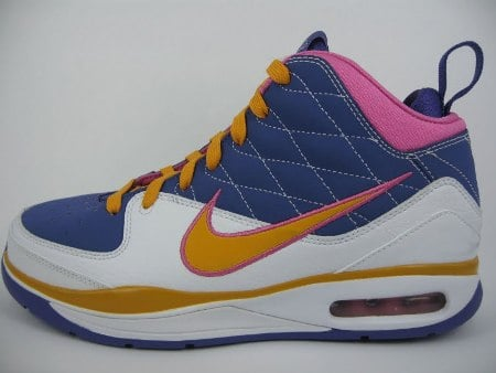 Nike Bluechip II (2) - Think Pink for Lisa Leslie