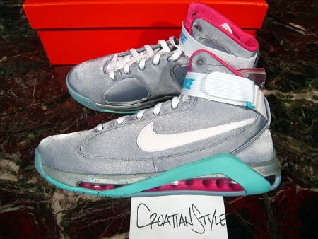 Nike NFW Hypemax McFly Cancelled