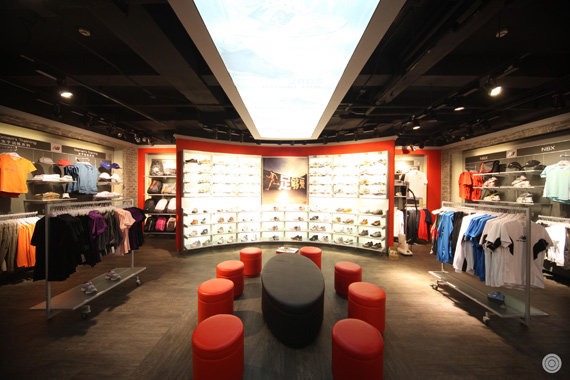 New Balance Opens First Ever Experience Store in Beijing