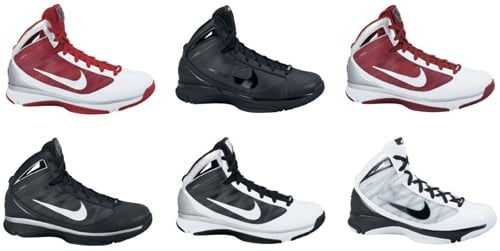 Nike Hyperize - Team Colorways