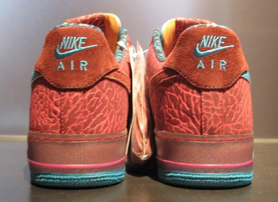 Nike Air Force 1 Bespoke - Dan Gamache