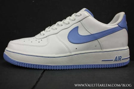 Nike Air Force 1 Low - White / University Blue