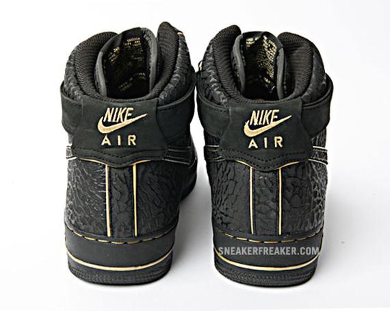 Nitro Microphone Underground x Nike Air Force 1 High Supreme