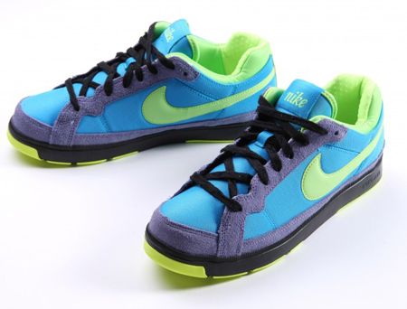 SLY x Nike Air Troupe Low & Mid