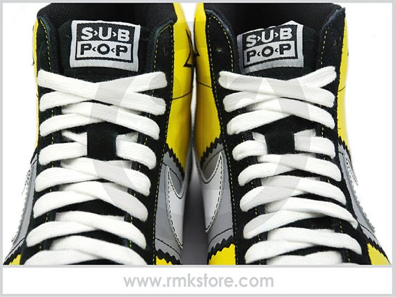Nike Blazer SB Elite Quickstrike - Sub Pop Records