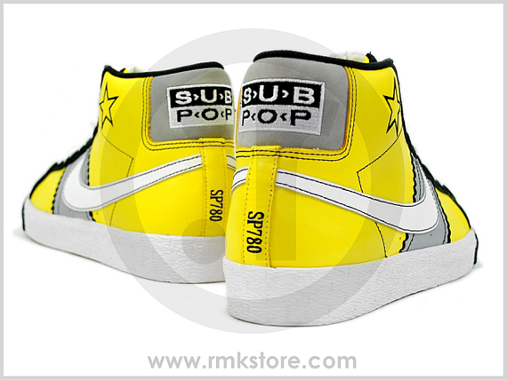 Nike Blazer SB Elite Quickstrike - Sub Pop Records