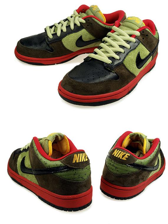 Nike Dunk SB Low - Asparagus