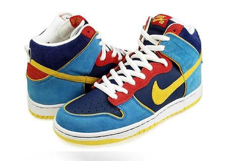 Nike Dunk SB High - Mr. Pac-Man August
