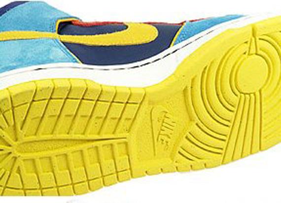 Nike Dunk SB High - Mr. Pac-Man August Quickstrike